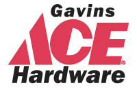 Gavins Ace Hardware logo