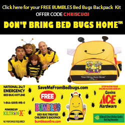 Children's Bumbles Backpack